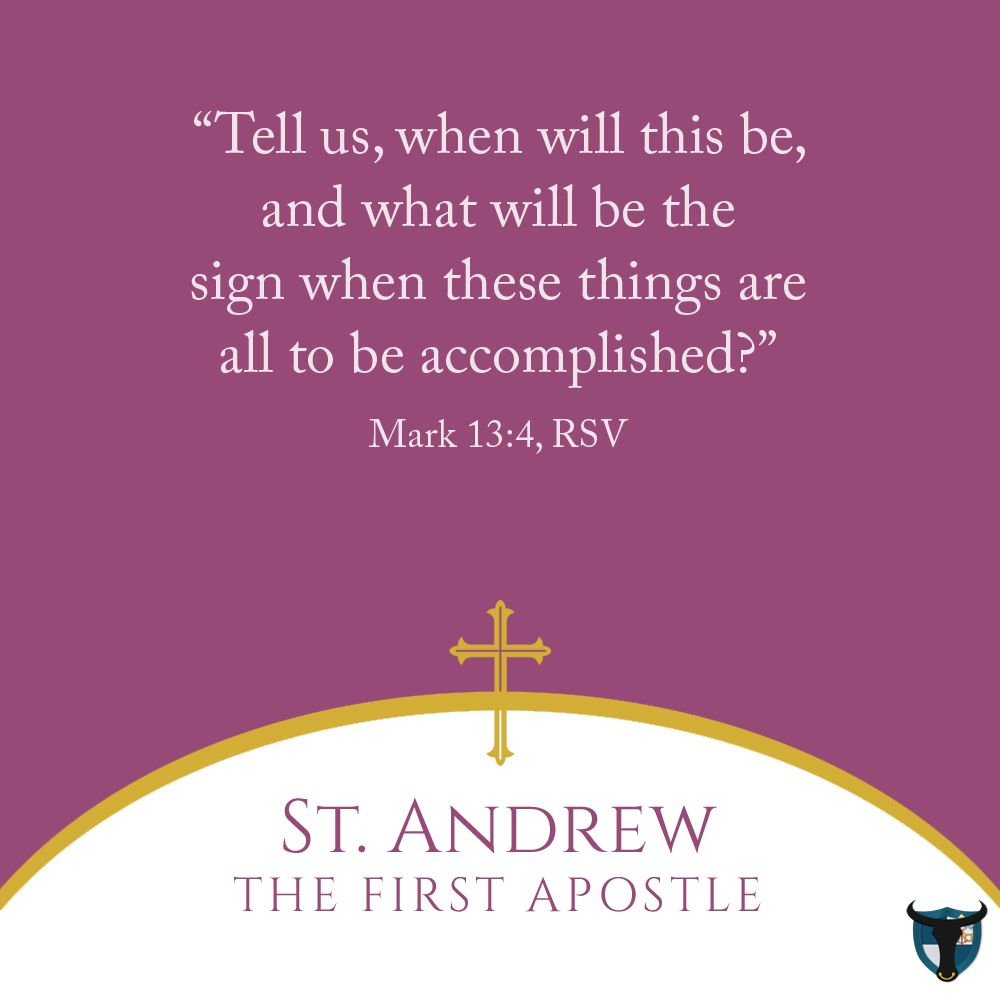 Five things you may not know about Saint Andrew, the first Apostle ...