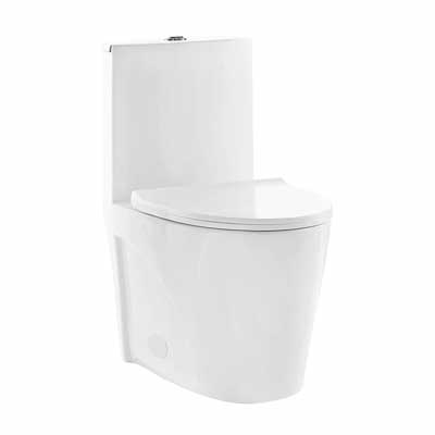 Top 10 Best One Piece Toilet In 2020 Reviews Dual Flush Toilet Toilet One Piece