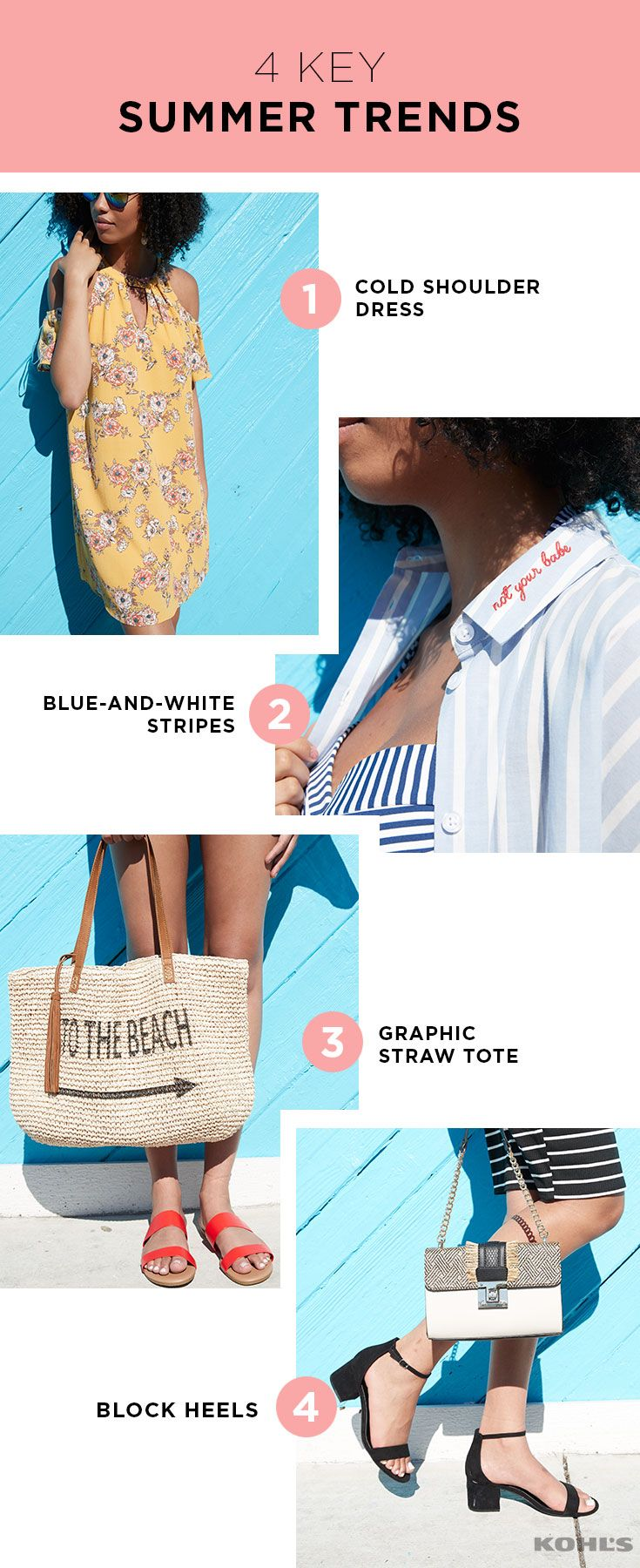 2019 year looks- Trends summer already in your closet