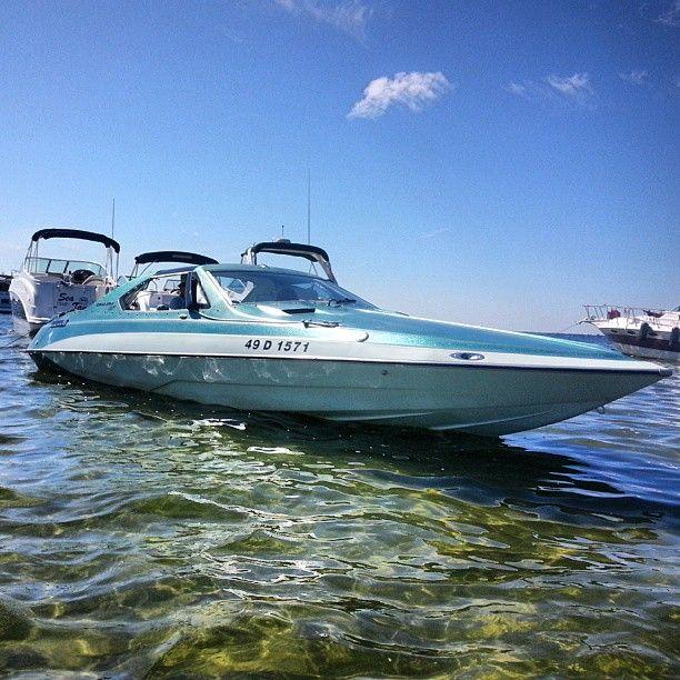1980 Glastron Carlson Scimitar.   Classic Glastron   Boat ...