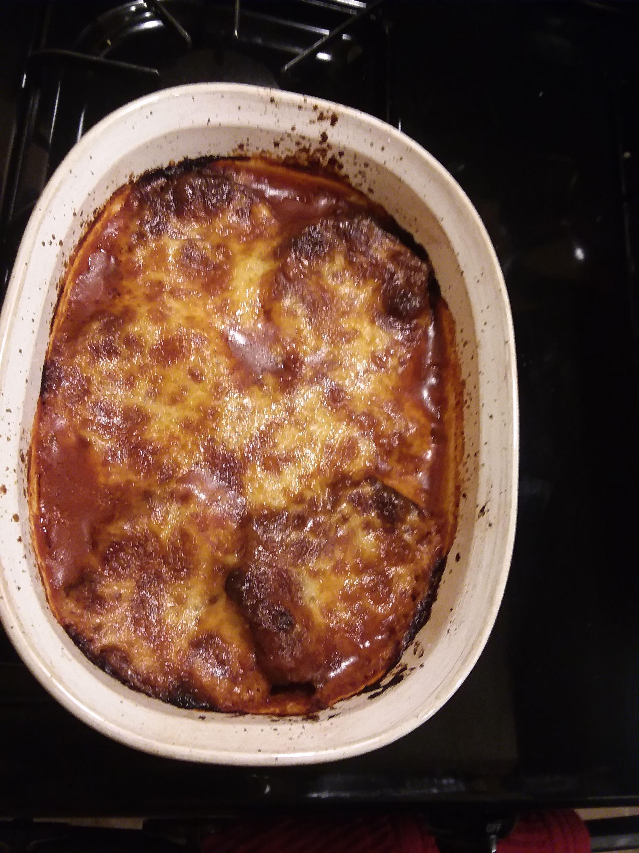 Zucchini Parmesan Recipe Eggplant parmesan, Zucchini