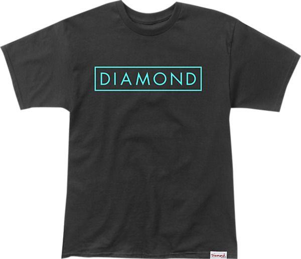 Diamond Future T-Shirt - now available at Warehouse Skateboards! #whskate #spring2015 #skateboarding
