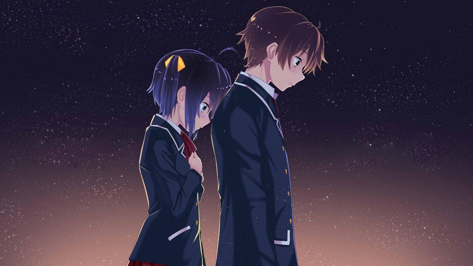 Love Chunibyo And Other Delusions Desktop Nexus Wallpaper 1920x1080 Anime Koi Nightcore