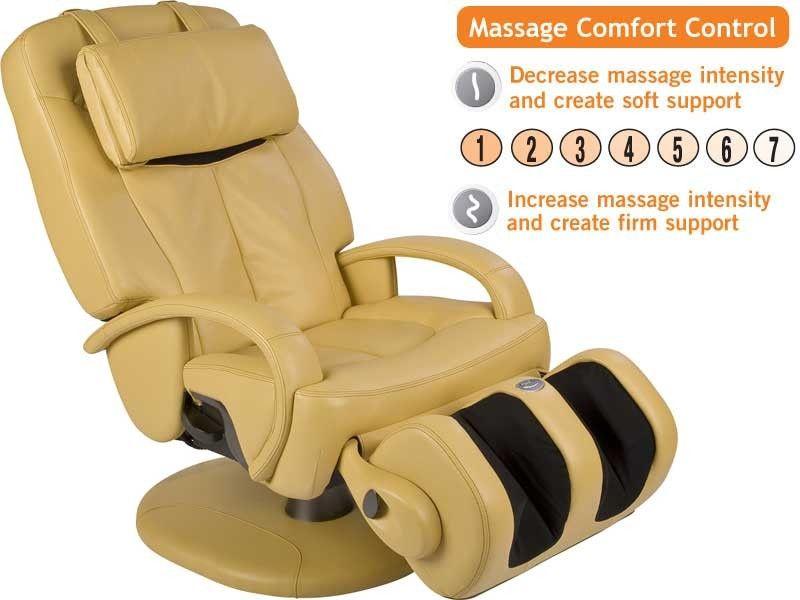 Ht7120 butter x2 merry christmas massage chair