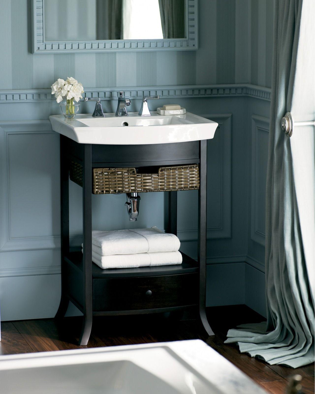 The Bold Look Of Kohler Small Bathroom Vanities Bathroom Redecorating Kohler Archer