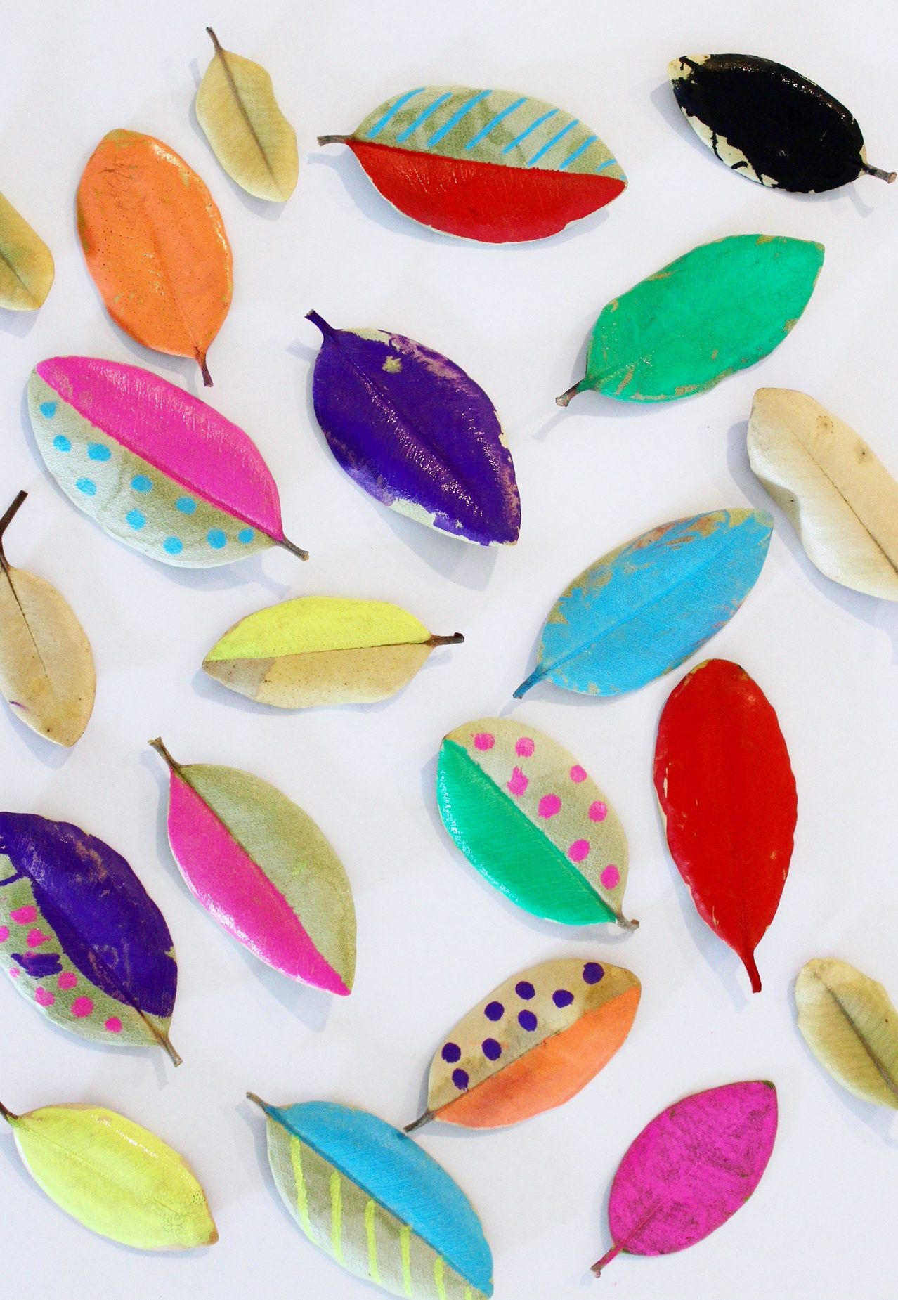 Nature Art Activities for Elementary and Middle School ... |Nature Paintings For Children