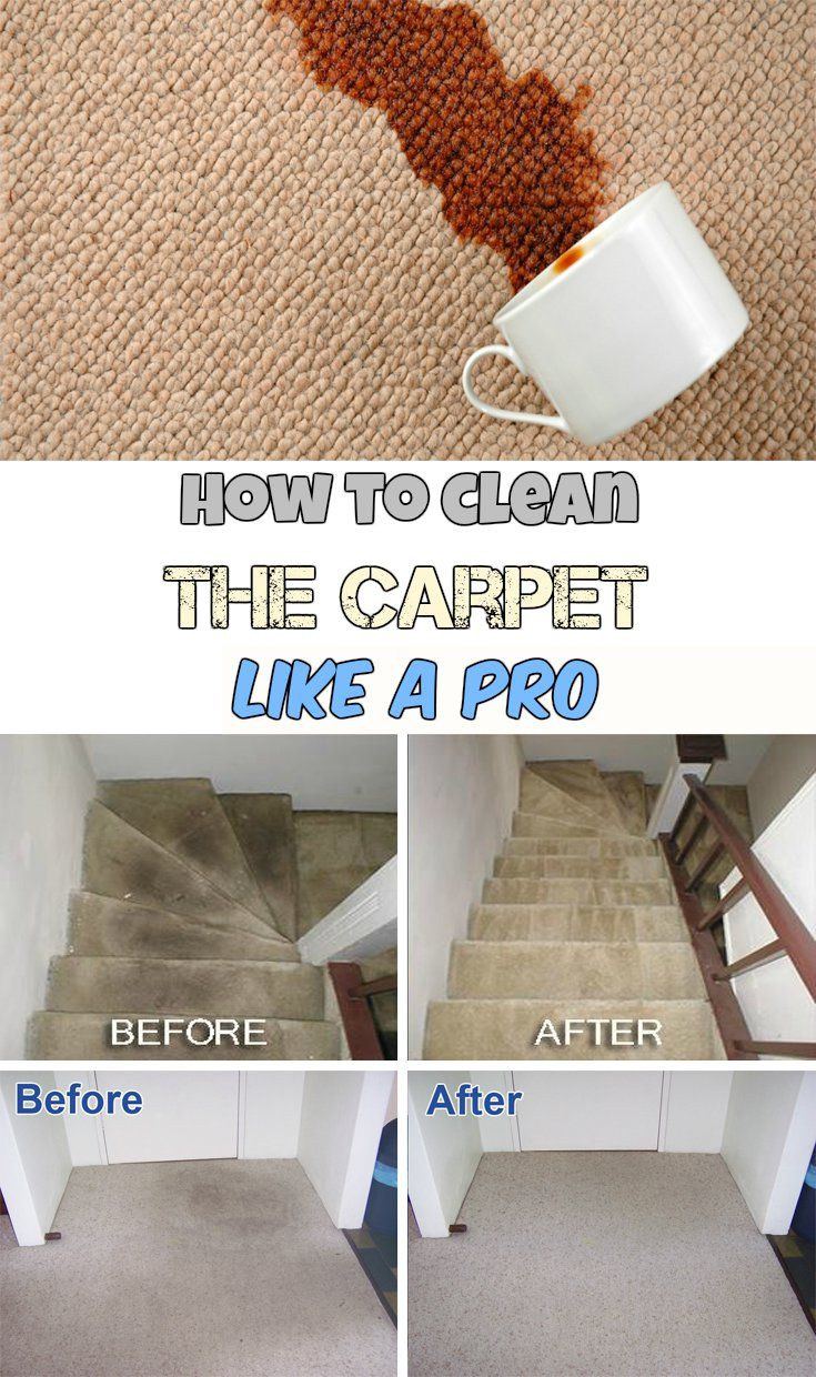 How To Clean The Carpet Like A Pro How To Clean Carpet Cleaning Hacks Diy Cleaning Products