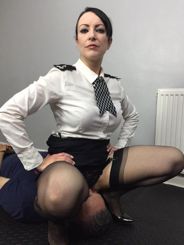 Cop handcuff fuck first time strip search 3