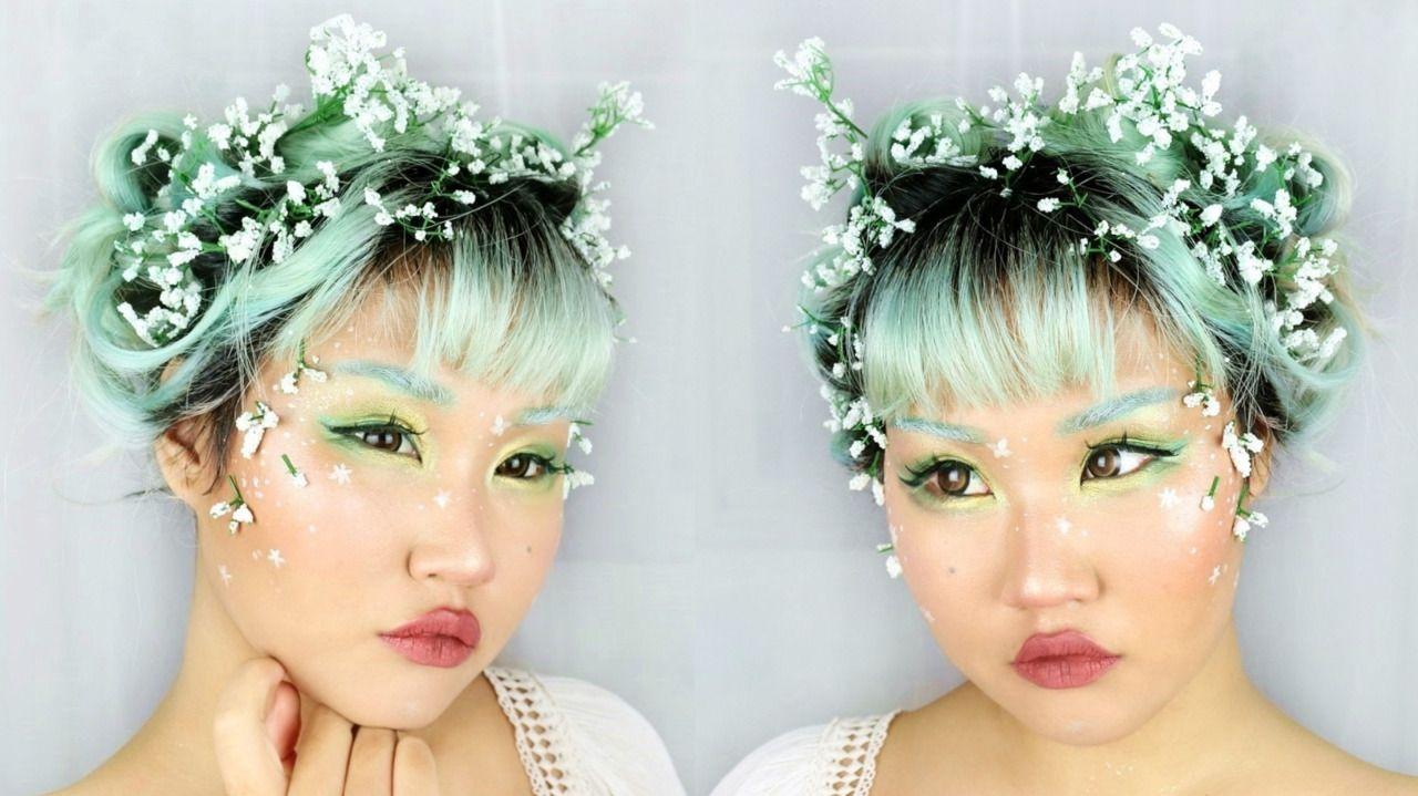 Michellemoe bridal fairy makeup tutorial beauty pinterest michellemoe bridal fairy makeup tutorial baditri Image collections