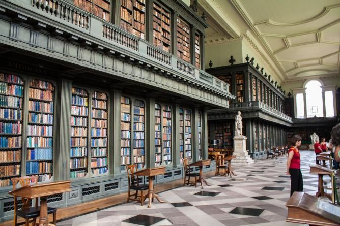 Codrington Library   © Judithcomm/WikiCommons