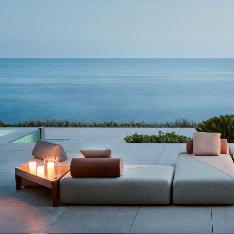 DEDON BRIXX Outdoor Loungegruppe, Gartensofa Loungemodule | DEDON |  Pinterest
