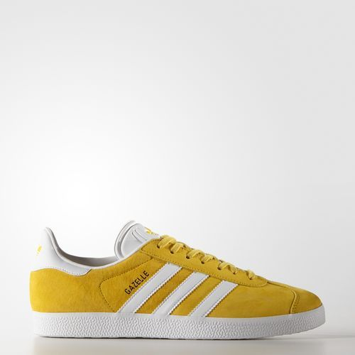 Adidas Gazelle Shoes EQT YelLow/White/Metallic Gold BB5479 promotion