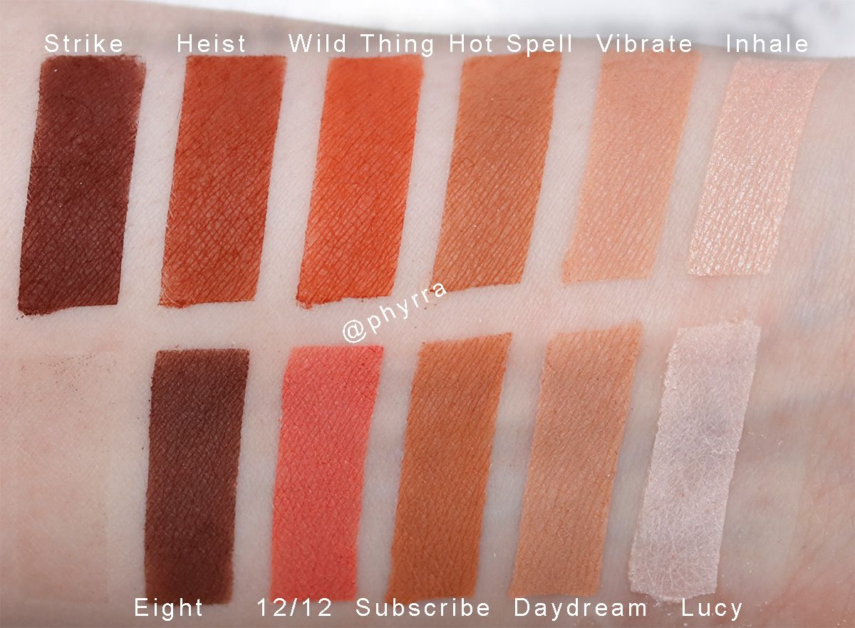Naked Petite Heat Eyeshadow Palette by Urban Decay #12