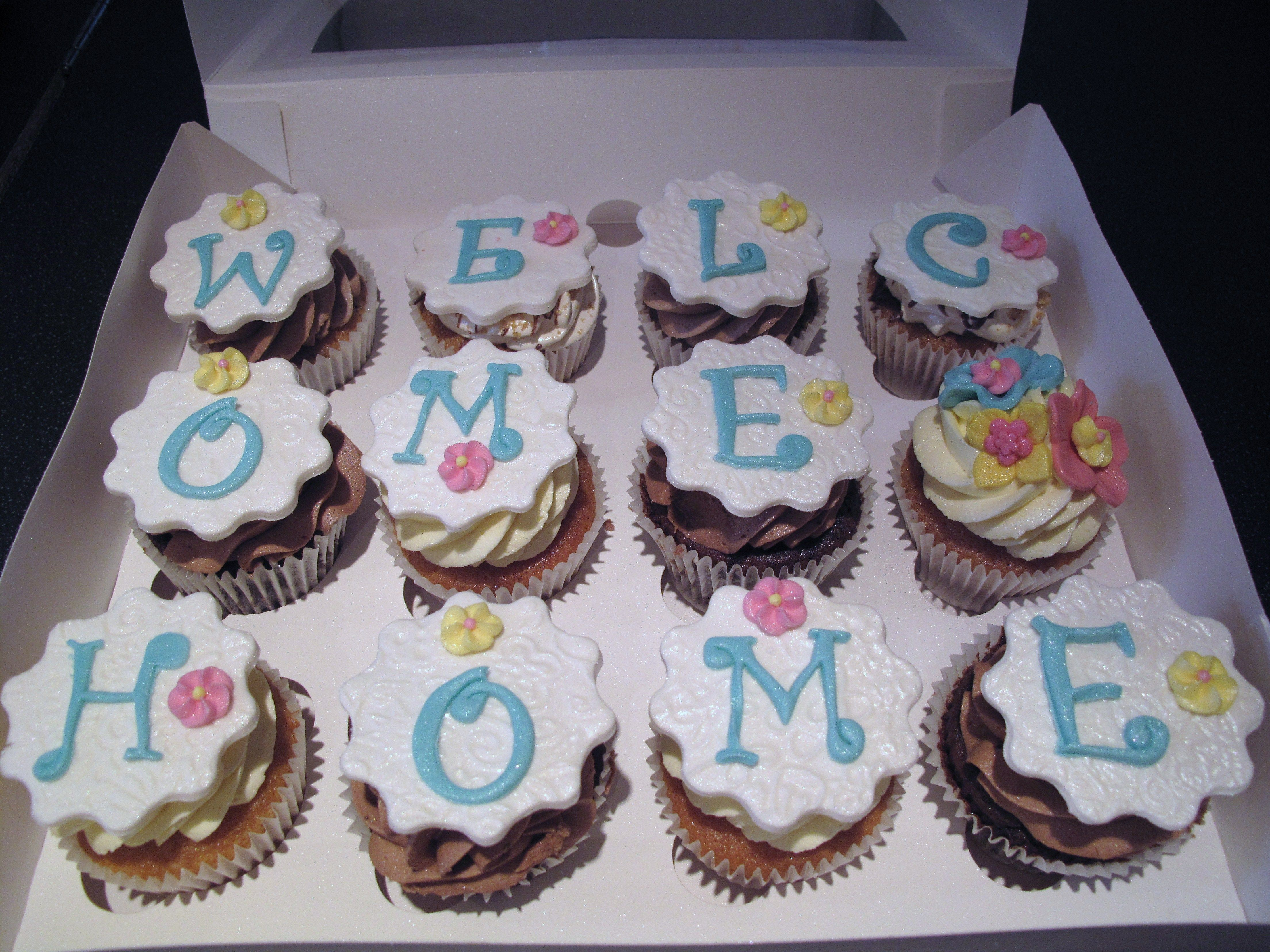 Home Gift Box Candy Cupcake, 92 Marchmont Crescent