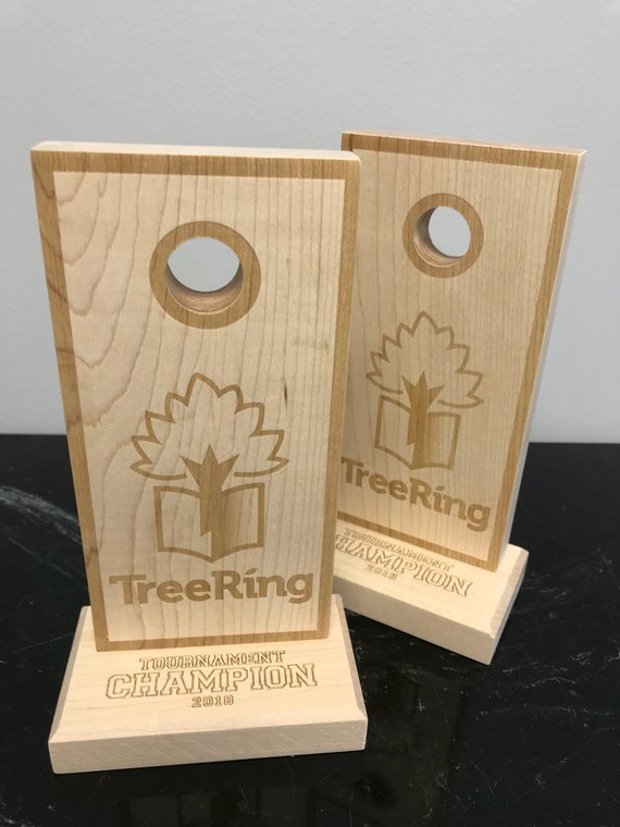 Cornhole Baggo Bags Award Trophy Products In 2019