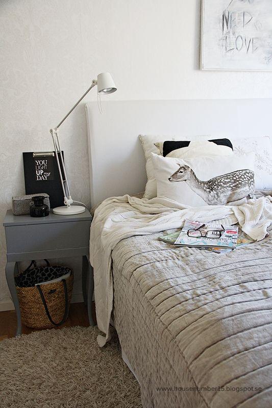 5 versiones de una misma habitación