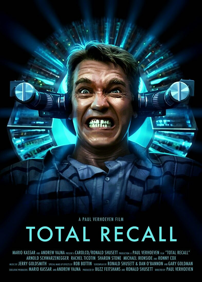 a review of the movie total recall by paul verhoeven Movie review: total recall  movie director paul verhoeven had given us more than we could sharon stone made a tremendous impact in the earlier movie.