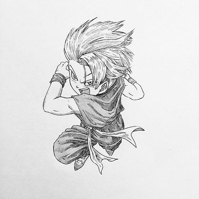 Pin By Missdbz Elle On Dragin Spiderman Art Sketch Dragon Ball Z Dragon Ball Super Manga