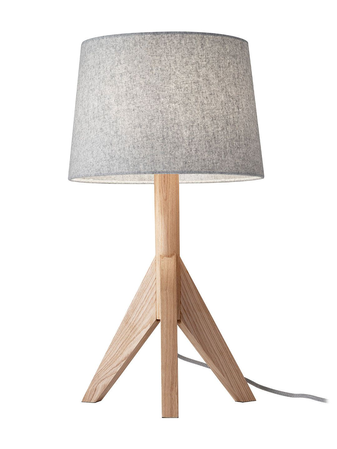 Eden table lamp electrical outlets tripod and bulbs eden table lamp by adesso at gilt aloadofball Images