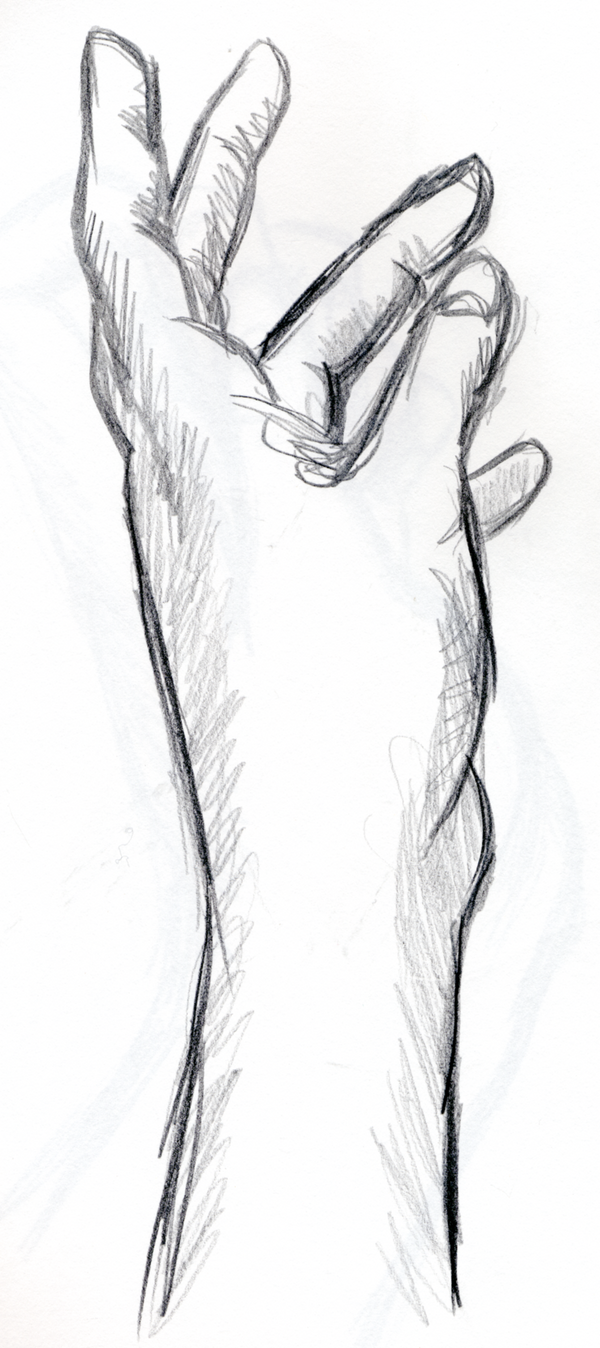 how to draw hand reaching out - Google Search More