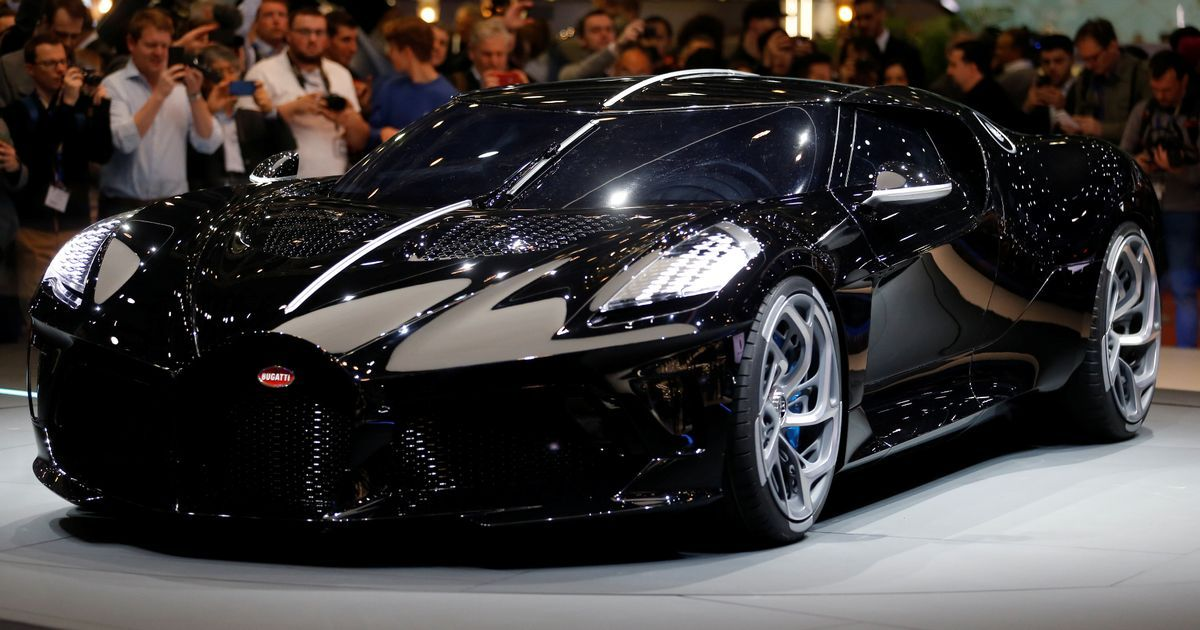 Bugatti Unveils World S Most Expensive Car With 14million Price