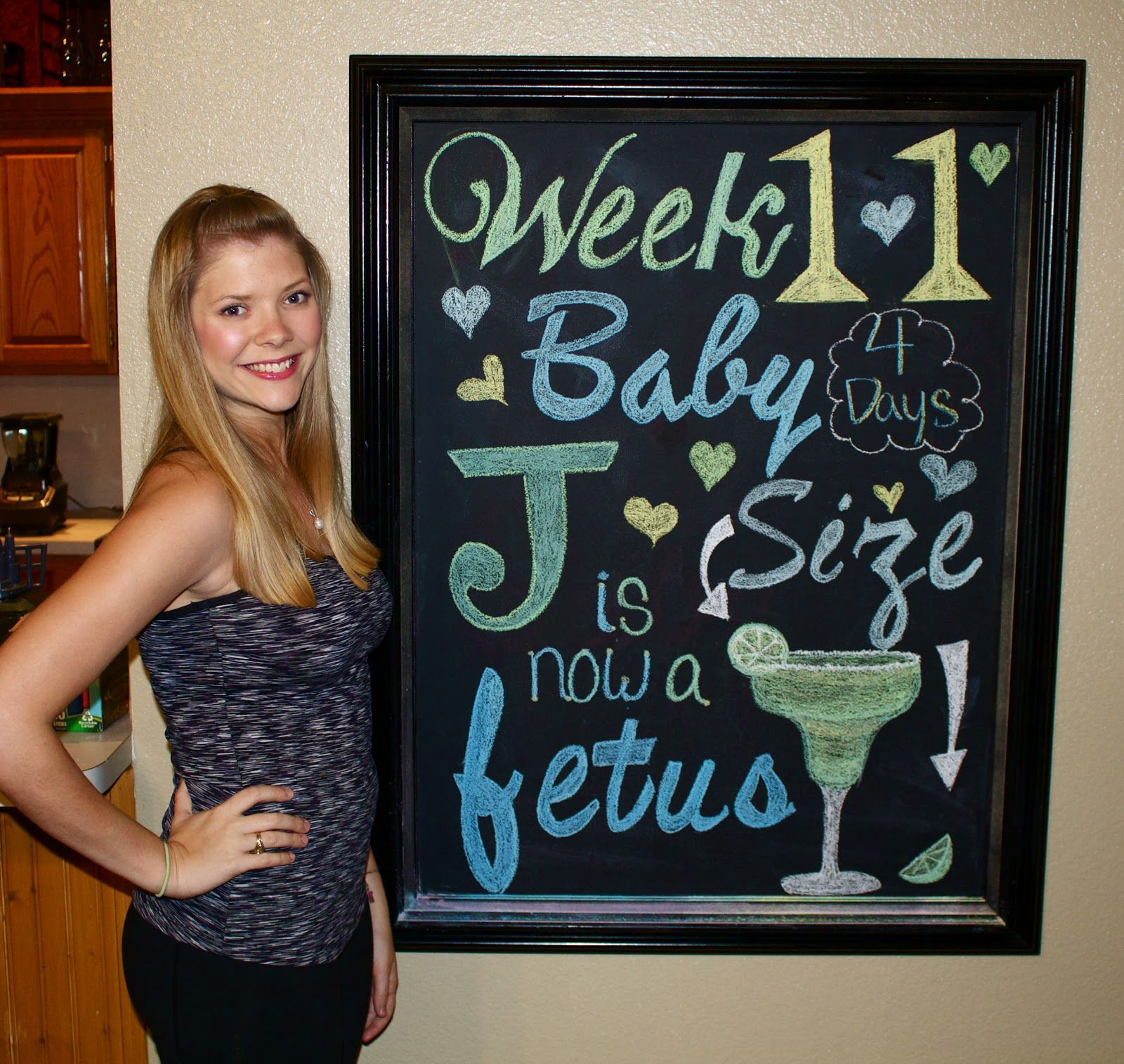 City Girl Meets Country Boy: 11 WEEKS