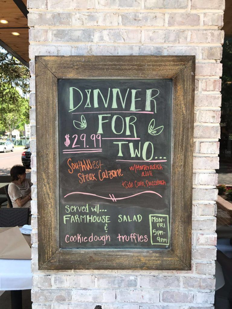 Takeout And Delivery In Orlando Boca Winter Park Dinner For Two