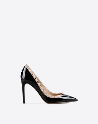 Valentino Garavani shoes for women, designer shoes - Valentino Online  Boutique dc2b852d38e0