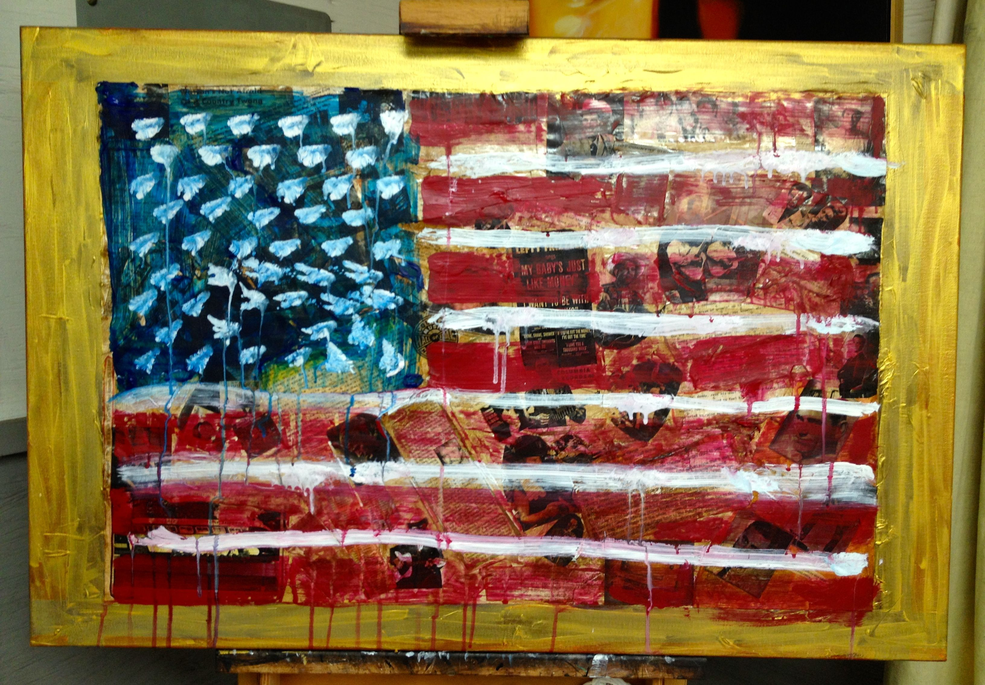 Country Music Usa Painting For Sale If Interested Please E Mail Buddyleeowens Gmail Com Art Artwork Artist Painting Artwork Paintings For Sale