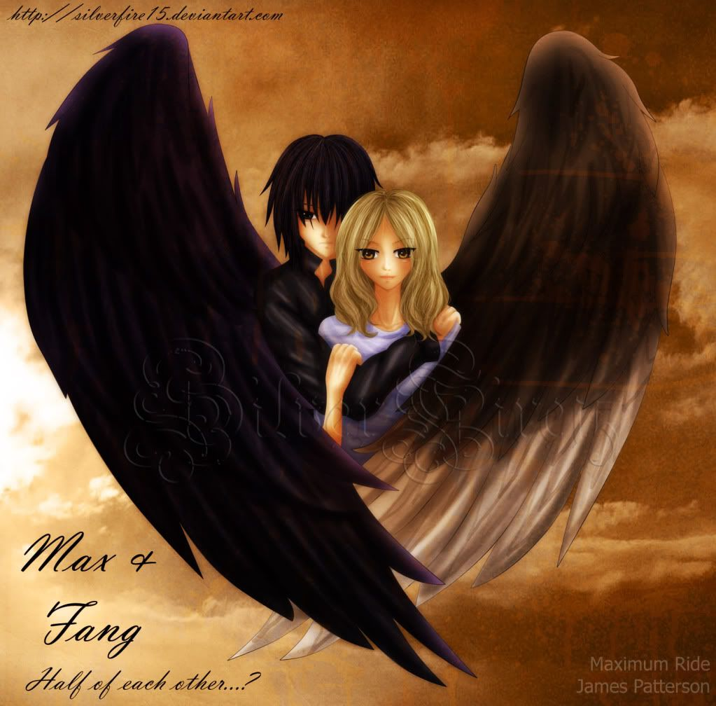 maximum ride and fang on pinterest maximum ride quotes