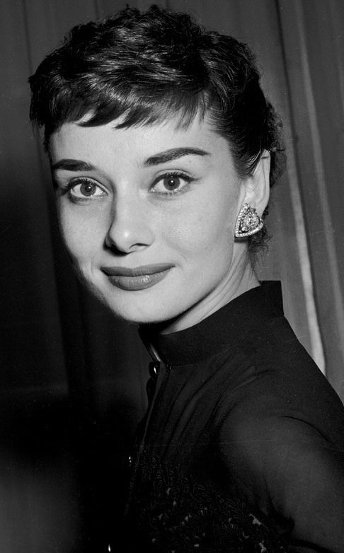 Audrey--the golden years of hollywood's