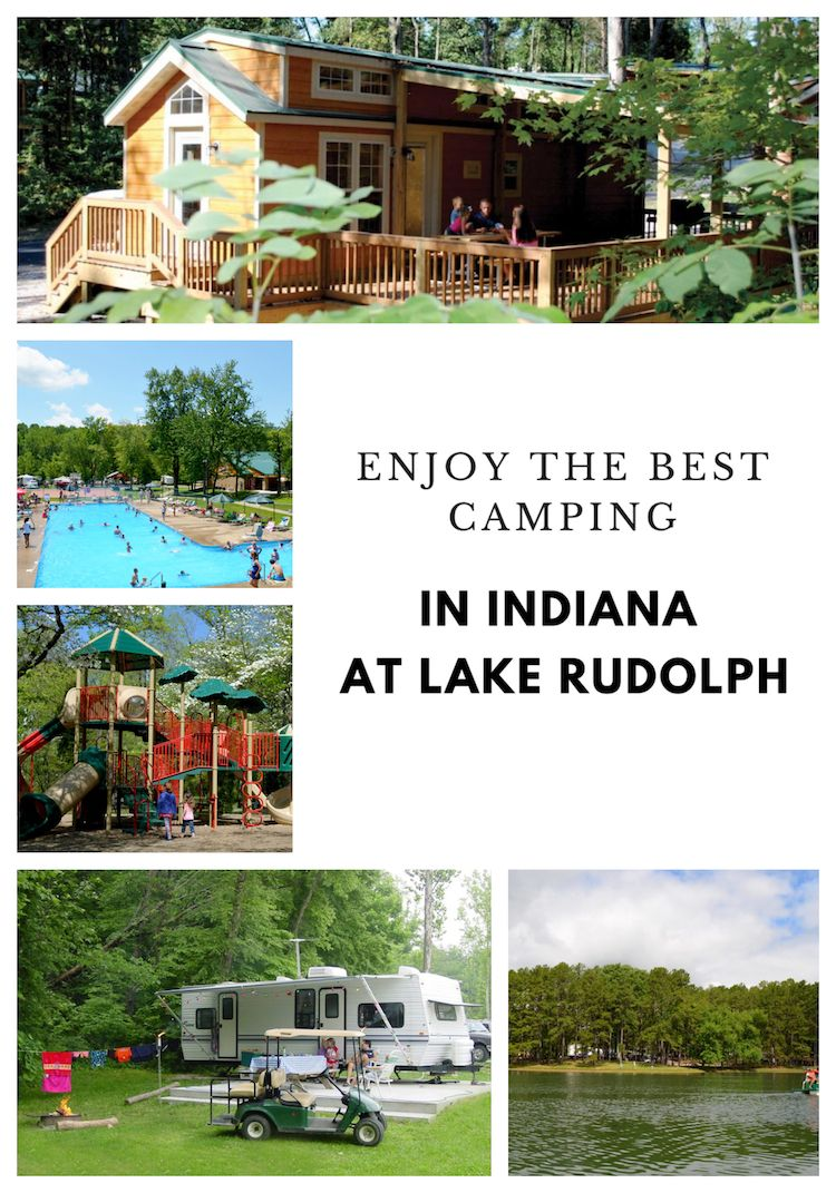 Enjoy The Best Camping in Indiana at Lake Rudolph | Where to Go On ...