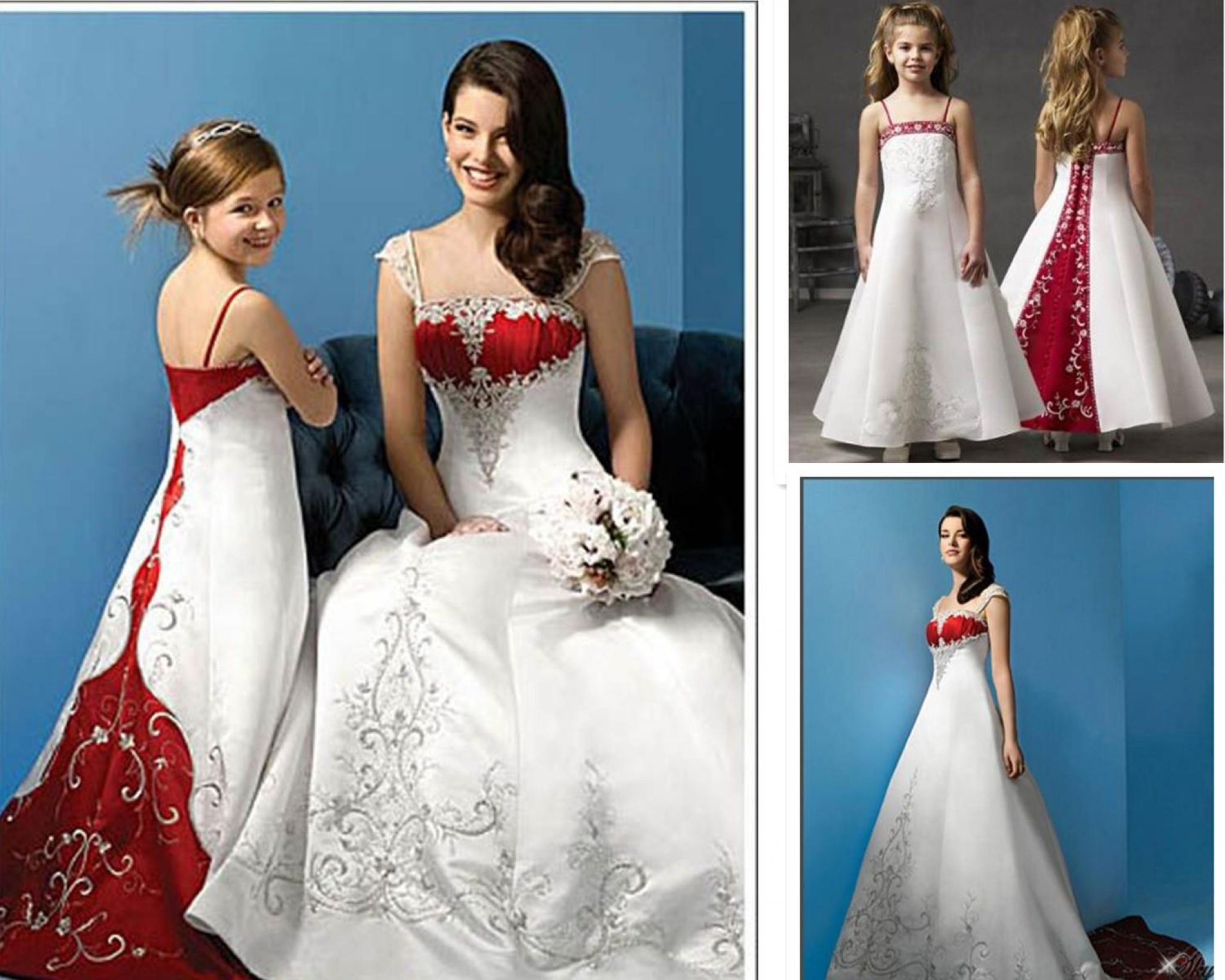 Red Maternity Wedding Dresses Informal For Older Brides Check More At Http