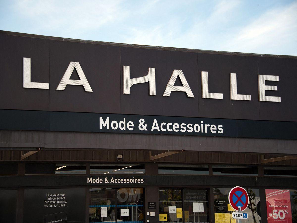 Des magasins La Halle pourraient être repris par Lidl en