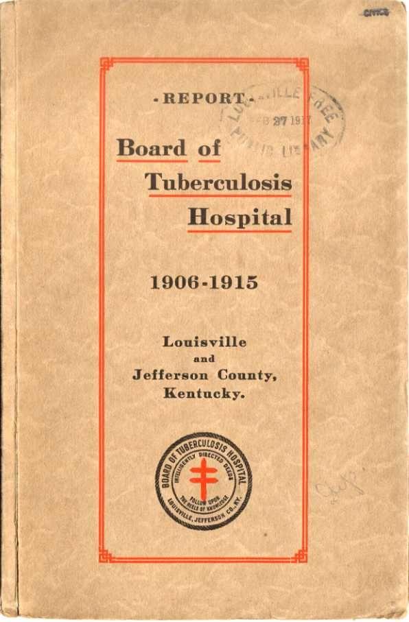 Waverly Hill Sanatorium Was A Tuberculosis Hospital In Louisville