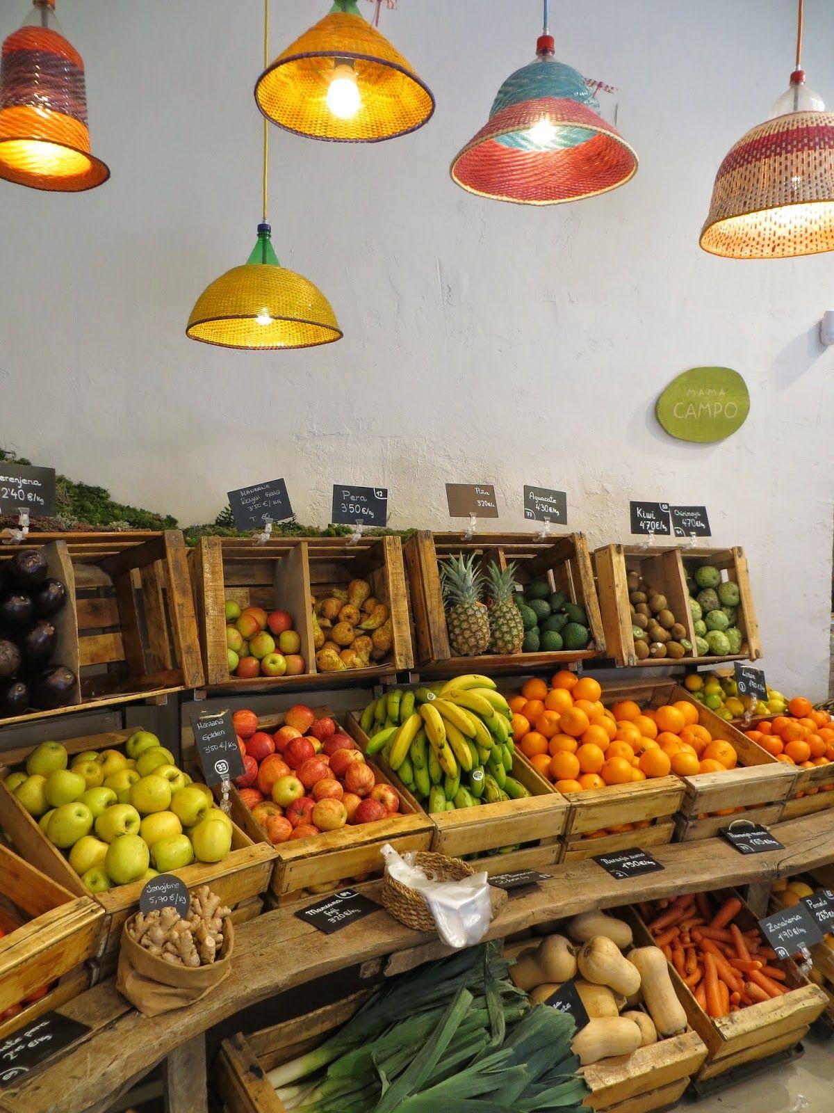 Dise o de fruter as madrid fruter a dise o comercial for Decoracion de fruterias