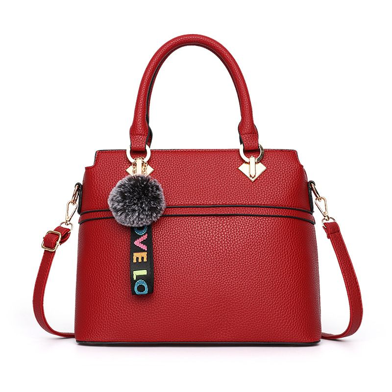 2018 Whole Luxury Custom Own Brand Logo Shoulder Bag Handbags Las Pu Leather Land Bags