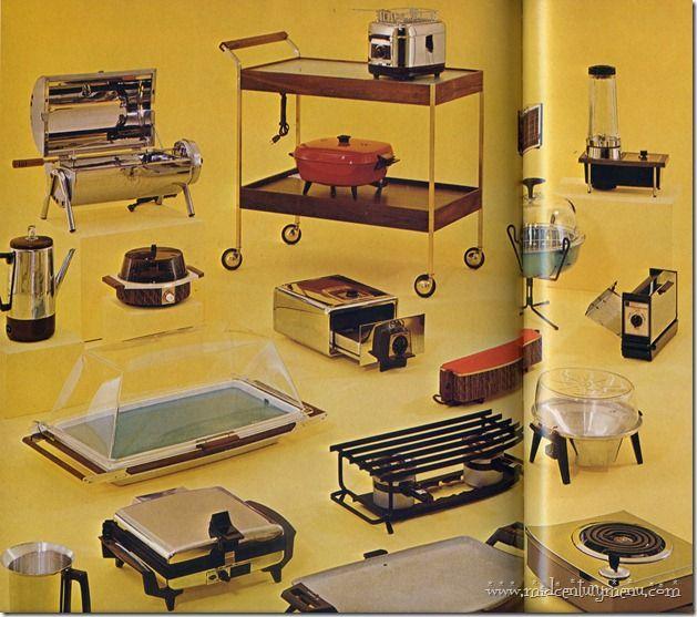 1970 u0027s tabletop appliances identified 1970 u0027s tabletop appliances identified   vintage kitchen appliances  rh   pinterest com