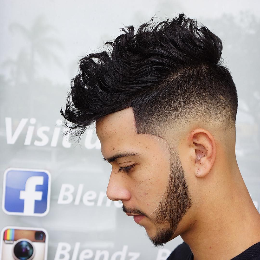 Hairstyles For Men With Thick Hair: 17 Cool Styles For ...