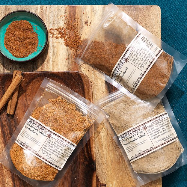 Alton Brown's Spice Blends from The Spice House