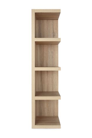 Buy Corsica Corner Shelf From The Next Uk Online Shop Bookcases Uk Shelves Bookcase