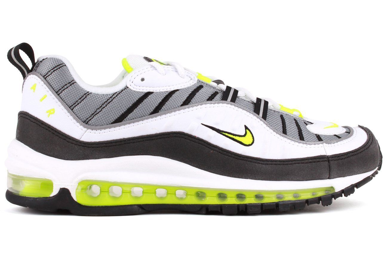 Amazon.com: Nike Air Max 98 Mens Running Shoes 640744-002: Shoes