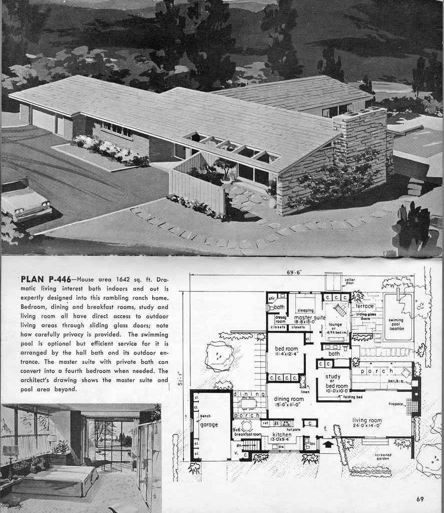1963 Hayden Homes plan P 446