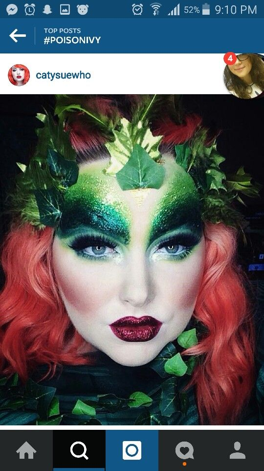 poison ivy more