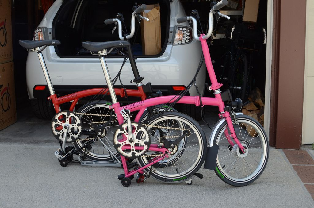 Brompton unboxing day   Flickr - Photo Sharing!