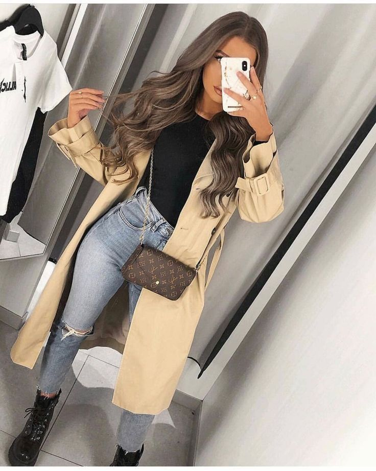 Photo of Trench coat outfit for spring – Fab