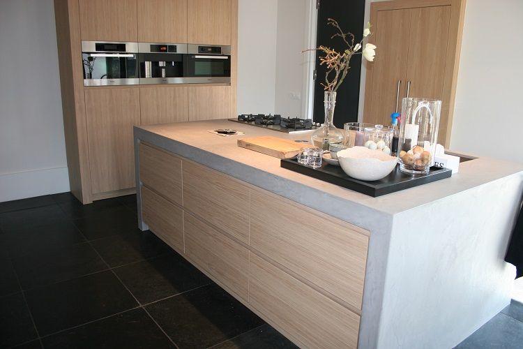 Maak uw eigen keukenblad van beton met dit beton ciré xtra m²