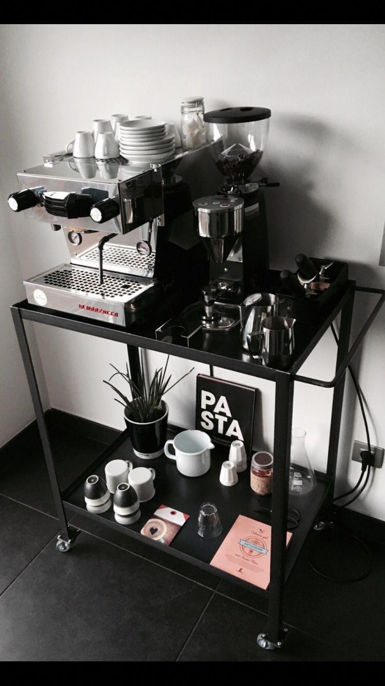 Küchen Zum Mitnehmen : la marzocco linea mini espressobar in 2019 hausbar ~ Watch28wear.com Haus und Dekorationen