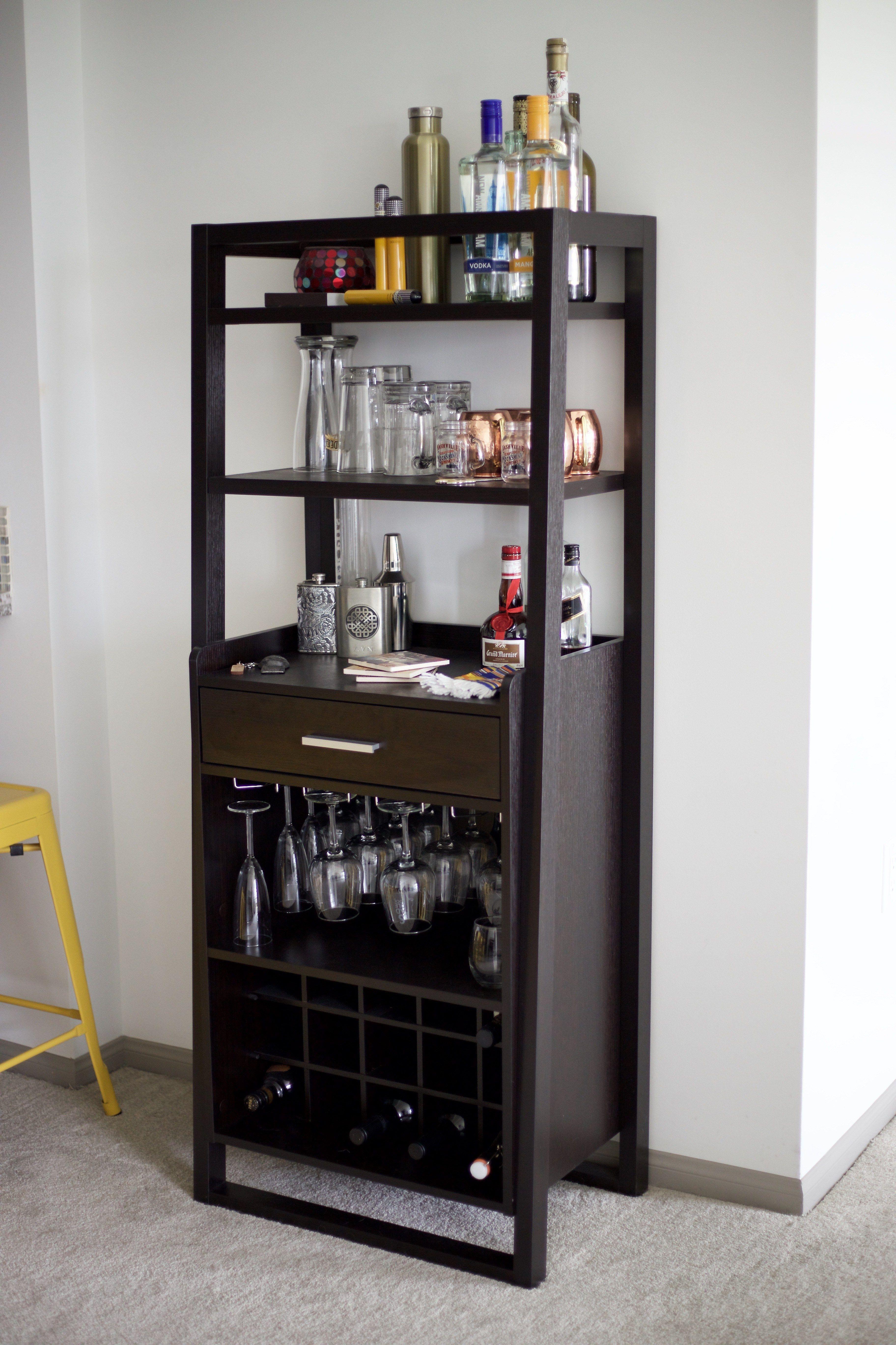 Mobile bar Liquor Pinterest