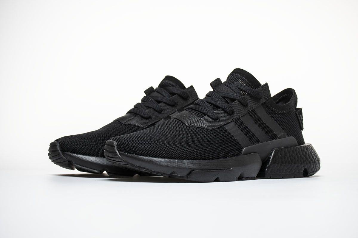 a8b1c732a38bd Adidas P.O.D-S3.1 Boost B37366 Triple Black Sneaker for Sale5 ...